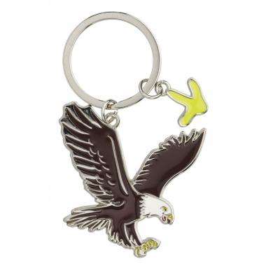 Tas sleutelhanger adelaar 5 cm
