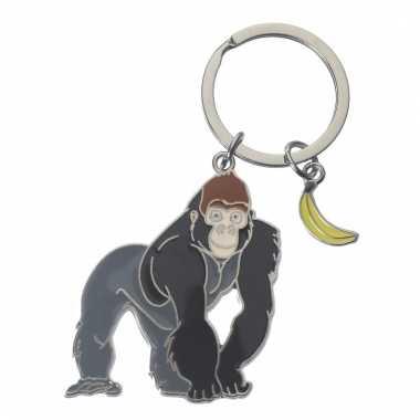 Tas sleutelhanger gorilla 5 cm