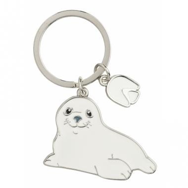 Tas sleutelhanger zeehond 5 cm