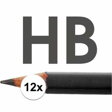 Technisch tekenen potloden hardheid hb