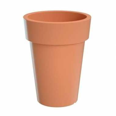 Terracotta pot voor planten 39cm