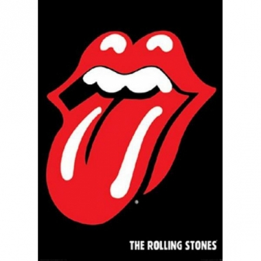 Themafeest rolling stones poster 61 x 91 5 cm
