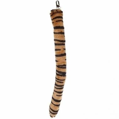 Tijger staarten pluche 50 cm