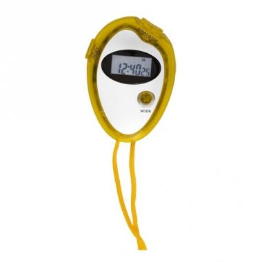 Timer stopwatch geel