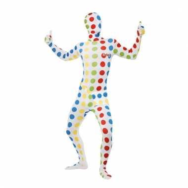 Twisterspel feest kostuum voor volwassenen