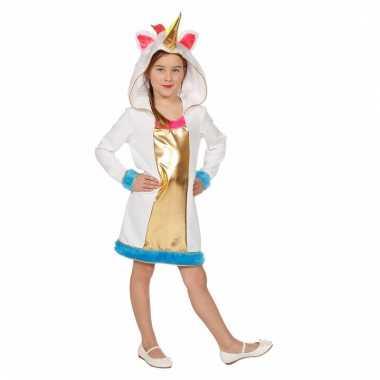 Unicorn verkleedjurk voor meisjes