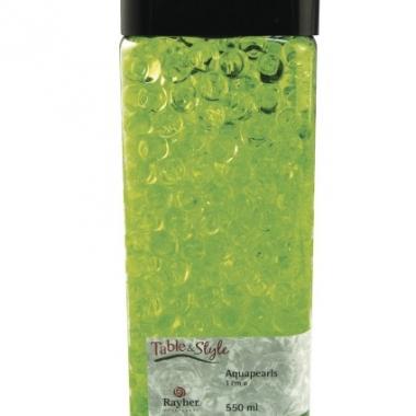 Vaas water parels groen 1 cm