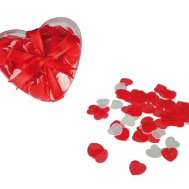 Valentijn bad confetti