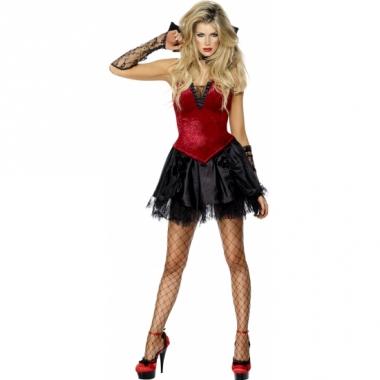 Vampier verkleedoutfit voor dames