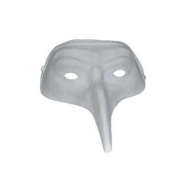 Venetiaans oogmasker witte snavel