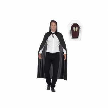 Verkleed set vampier voor volwassenen