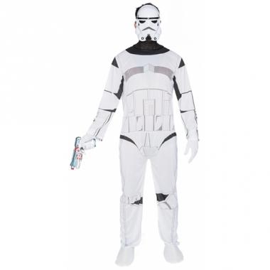Verkleed soldaat stormtrooper look-a-like kostuum