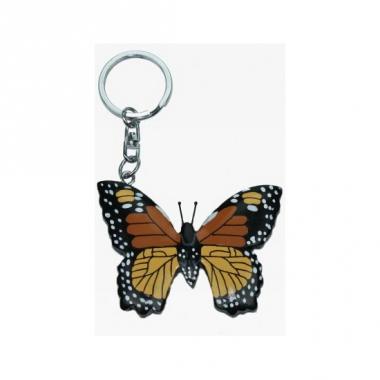 Vlinder hangertje van hout