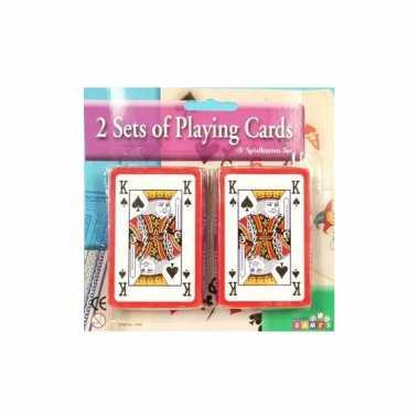 Voordeelverpakking kaartspellen