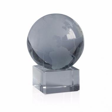 Waarzegsters bol globe van glas 6 cm