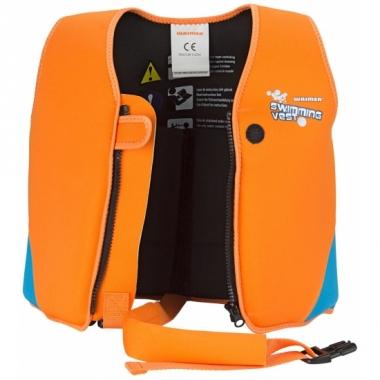 Waimea zwemvestje oranje 3-6 jaar