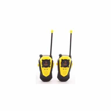 Walkie talkie speelgoed set