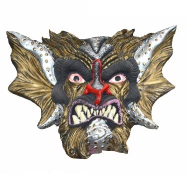 Wandversiering luxe monster 3d