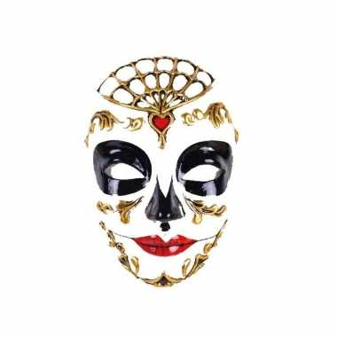 Wandversiering masker day of the dead