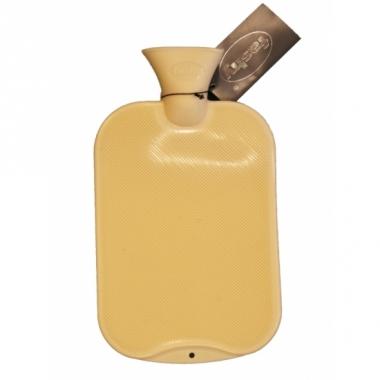 Warm water kruik creme 2 l