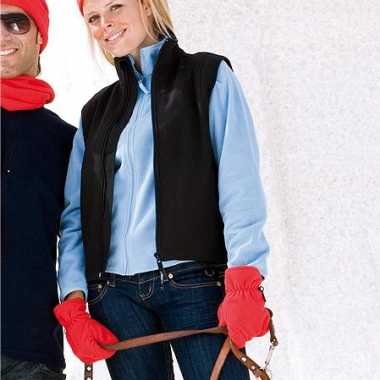 Warme fleece winter handschoenen