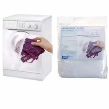 Waszakjes delicaat wasgoed 2 stuks