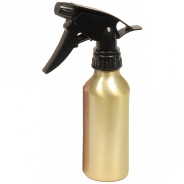 Waterverstuiver goud 200 ml