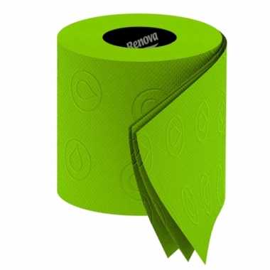 Wc papier groen