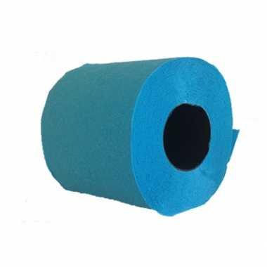 Wc papier turquoise
