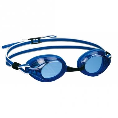 Wedstrijd duikbril blauw/wit
