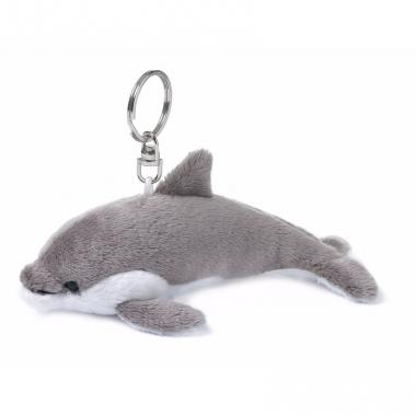 Wereld natuur fonds sleutelhanger dolfijn