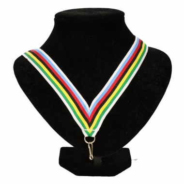 Wereldkampioen halslint meerdere kleuren