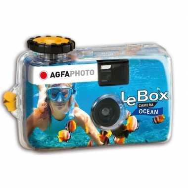 Wergwerpcameras/fototoestellen waterdicht 27 kleurenfotos