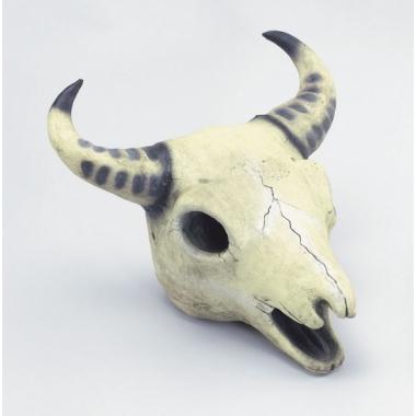 Western decoratie koe doodshoofd
