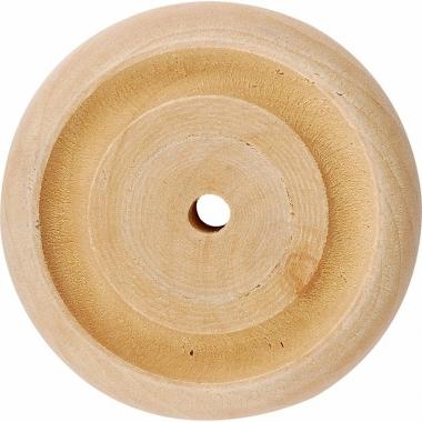 Wielen van hout 4,2 x 1,1 cm