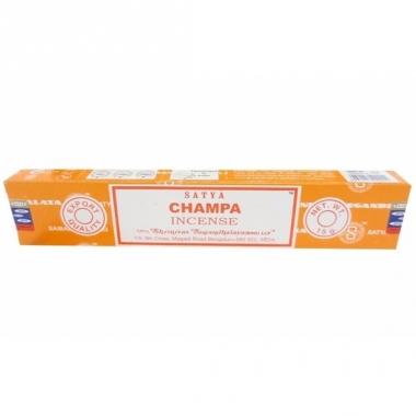 Wierook champa ontspanning/meditatie stokjes nag champa