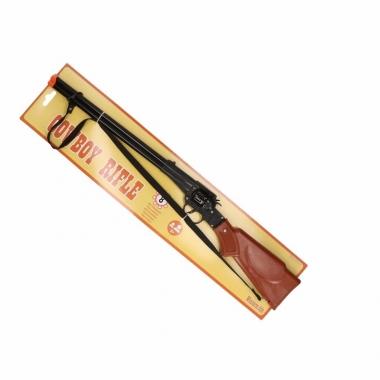 Wilde westen thema geweer 65 cm