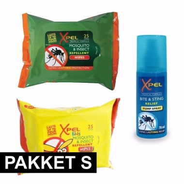 Xpel anti muggen pakket small