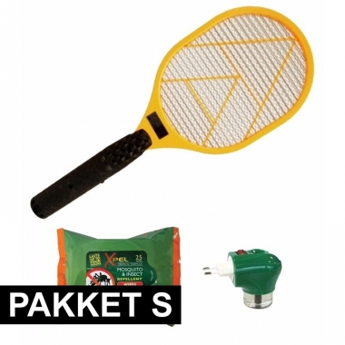 Xpel anti muggen slaapkamer pakket small