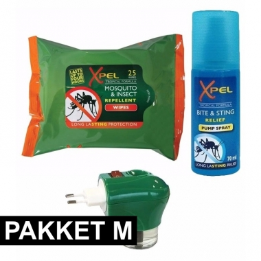 Xpel insectenwerend pakket medium