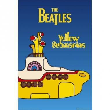Yellow submarine poster 91,5 cm