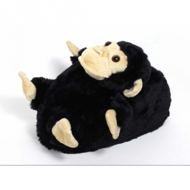 Zachte dieren pantoffels aap