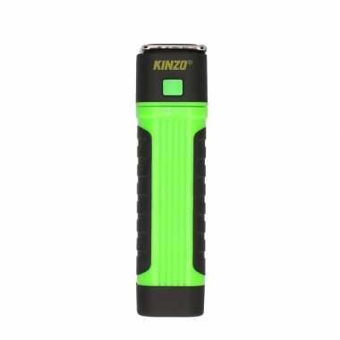 Zaklamp / werklamp cob + led groen