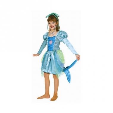 Zeemeerminnen jurkje voor meiden