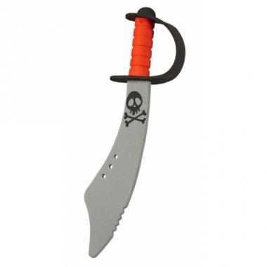 Zeerover zwaard met schedel