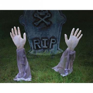 Zombie armen halloween decoratie 35 cm