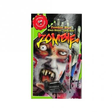 Zombie bloed capsules zwart