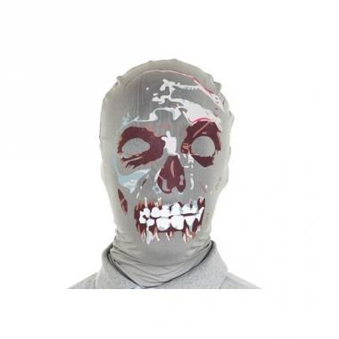 Zombie maskers van morphsuits