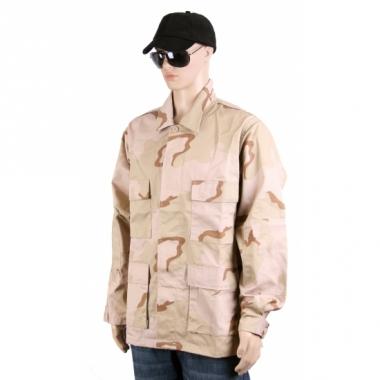 Zomerjack desert camouflage