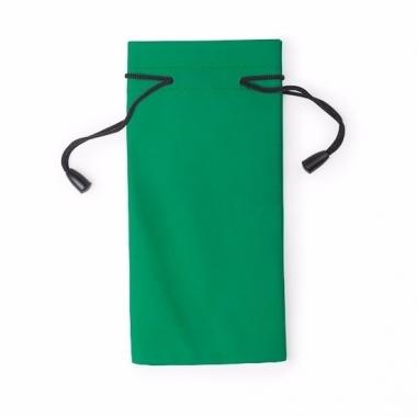 Zonnebrillen hoesjes groen